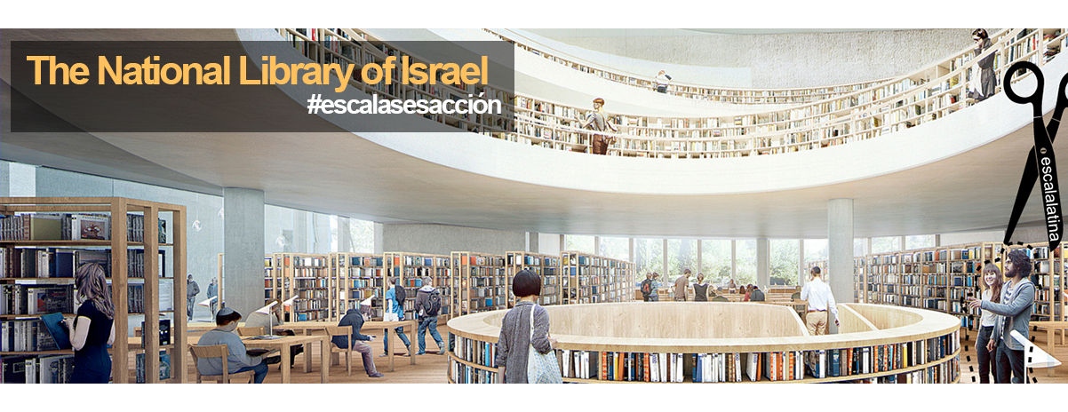 The National Library of Israel HERO